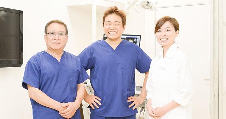 歯科医師集合